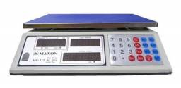Balança Digital Maxon 40Kg/5g: Nova com bateria e garantia