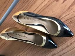 Sapato Carmin- número 36