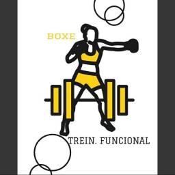 Boxe e Trein. Funcional