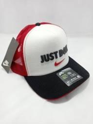 Boné Nike Aba Curva Just Do It