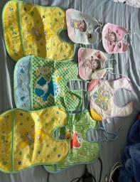 Babador para bebê