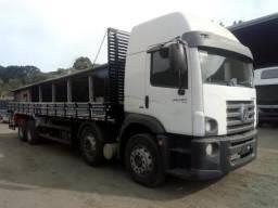 VW Constellation 24280 2015 bitruck carga seca e contrato de serviço