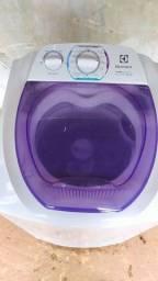 Máquina de lavar faz tudo Eletrolux 8kg