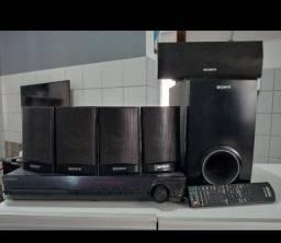 Dvd home theater system dav TZ200