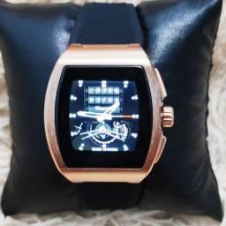 Relógio inteligente digital smartwatch C1 importado premium