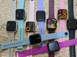 relógios attacado e varejo