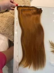 Mega hair humano no tic tac