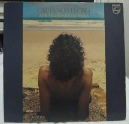 Disco de Vinil LP Caetano Veloso A Outra Banda da Terra 1979