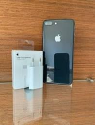 iPhone 8 plus 64gb bateria 100% aparelho novo