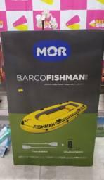 Barco Inflável Fishman 350