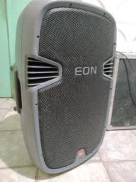 Caixa Ativa JBL Eon 300 séries 15' polegadas