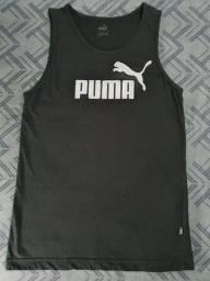 camiseta regata PUMA e OAKLEY original
