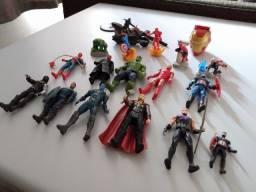 Lote Action Figure Avengers Assemble