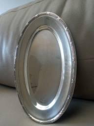 Travessa de Prata Espessurada Fracalanza = 27x41 cm