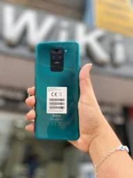 Aparelho Redmi Note 9s com 128gb e 6gb de Ram-(Lojas Wiki)