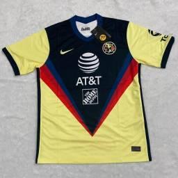 Camisa de time América Amarela