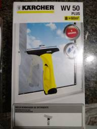 Aspirador de Vidros Karcher WV50 Plus, Com borrifador de detergente. Na Caixa sem Uso