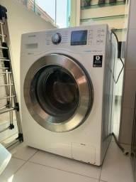Máquina de lavar samsung quebrada