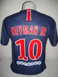 Camisa PSG Paris Saint Germain Nike #10 Neymar Jr.