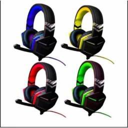 Fone gamer FR-510 Headset gamer FR 510 Fone com microfone