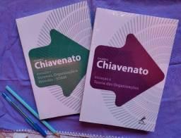 Livros Iniciação a sistemas, organização e métodos e Iniciação a Teoria das Organizações