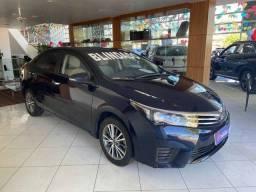 Corolla 2017 1.8 GLI BLINDADO Flex AT - 49mil KM