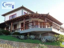 Casa com 4 dormitórios à venda, 456 m² por R$ 2.500.000 - Bosque de Geribá - Armação dos B