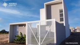 Casa 3 Quartos e 3 Banheiros, 93,40 m², Smart City Aquiraz