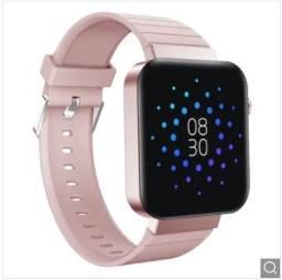 Relógio Inteligente (Mi 5 Watch) Android e IOS! Qualidade e Resistencia! Frete Grátis!