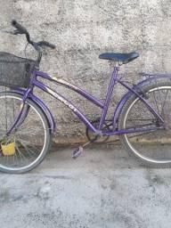Bicicleta Caloi feminina!