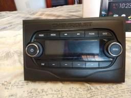Vende-se Aparelho Rádio Bluetooth Onix Cobalt Spin 52153003 Novo Orig