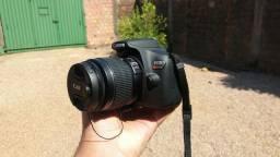 Câmera fotográfica Canon T7