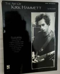 Livro Metallica The Art Of Kirk Hammett (importado)