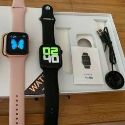 T500 Smartwatch Inteligente Com Monitor de Frequência Cardíaca