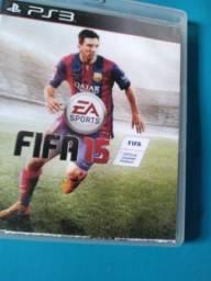 Game  Sports Fifa 15 PS3 mídia física original