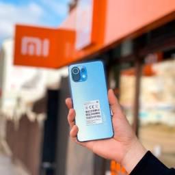 Xiaomi Mi 11 Lite 128gb 8ram- Global com garantia- Lacrado- Entregamos via motoboy!