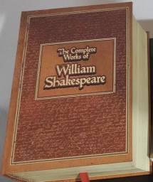 Shakespeare Hamlet, Romeu e Julieta, Macbeth, Poemas - Obras Completas