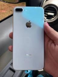 iPhone 8 Plus <br>64gb <br>Prata