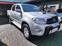 Extra - Hilux CD 4x4 Diesel 2011