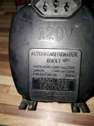 Vendo transformador 1500W de potência