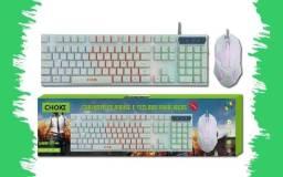 Kit Mobilador(teclado,mause e cabeamento)