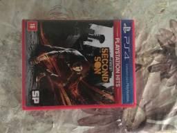 Jogo de PS4- vendo ou troco