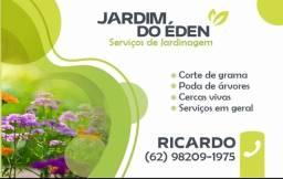 Jardineiro em Goiânia e região - serviços de jardinagem