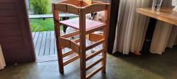 Torre de aprendizado Montessori Cadeira