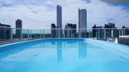 Cobertura duplex à venda em Manaíra 63m2