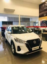 Novo Nissan Kicks Sense MT 21/22