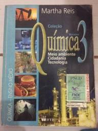 Vendo excelente livro de química orgânica 3