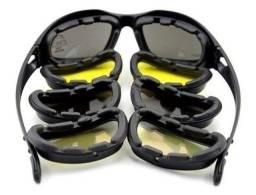 Óculos para motoqueiro