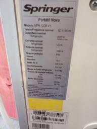 Ar Condicionado Springer Nova Portátil De Piso Mpn- 12cr V1