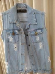 Bazar - Colete jeans LADY ROCK P